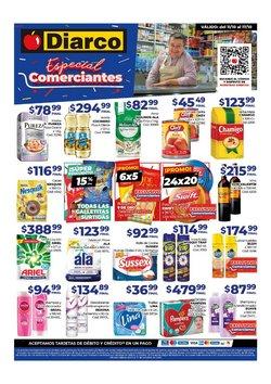 Ofertas de Hiper-Supermercados en el catálogo de Diarco ( 2 días más)