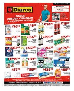 Catálogo Diarco ( Publicado hoy)