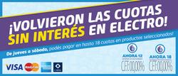 Ofertas de Diarco  en el folleto de Castelar