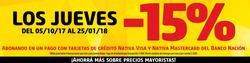 Ofertas de Diarco  en el folleto de Buenos Aires