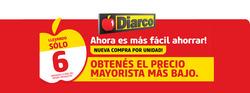 Ofertas de Diarco  en el folleto de Libertad