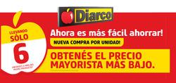 Ofertas de Diarco  en el folleto de Neuquén