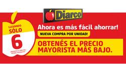 Ofertas de Diarco  en el folleto de San Martín