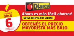 Cupón Diarco en Luján (Buenos Aires) ( Más de un mes )