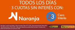 Cupón Diarco en Buenos Aires ( 12 días más )
