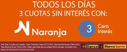 Cupón Diarco en San Rafael (Mendoza) ( 12 días más )