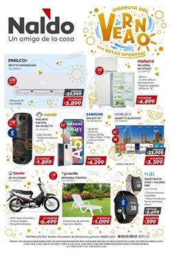 Ofertas de Electrónica y Electrodomésticos en el catálogo de Naldo Lombardi en Villa Carlos Paz ( Caducado )