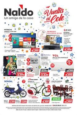 Ofertas de Electrónica y Electrodomésticos en el catálogo de Naldo Lombardi en Buenos Aires ( 3 días publicado )