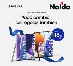 Ofertas de Electrónica y Electrodomésticos en el catálogo de Naldo Lombardi ( Vence mañana)