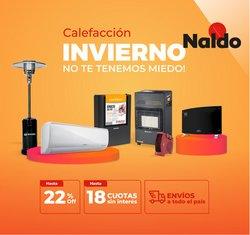Ofertas de Electrónica y Electrodomésticos en el catálogo de Naldo Lombardi ( Vence hoy)