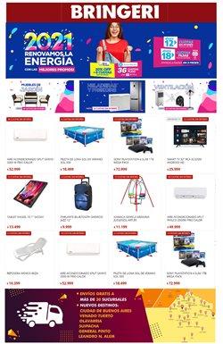 Ofertas de Electrónica y Electrodomésticos en el catálogo de Bringeri en Chivilcoy ( 7 días más )