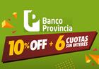 Cupón Bringeri en Tigre ( 20 días más )