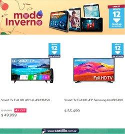 Ofertas de Samsung en el catálogo de Castillo Hogar ( 5 días más)