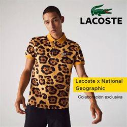 Catálogo Lacoste en Santa Fe ( Más de un mes )