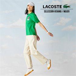 Ofertas de Ropa, Zapatos y Accesorios en el catálogo de Lacoste ( Más de un mes)