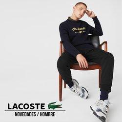 Catálogo Lacoste ( Más de un mes)