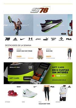 Catálogo Sport 78 ( Publicado hoy )