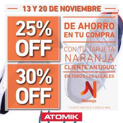 Ofertas de Atomik  en el folleto de Buenos Aires