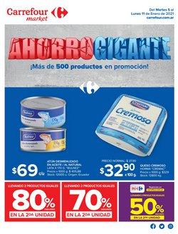 Catálogo Carrefour Market en Mendoza ( Caducado )