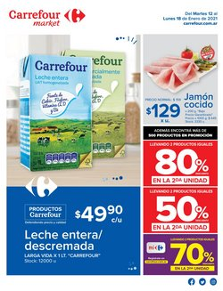 Catálogo Carrefour Market ( 2 días más )