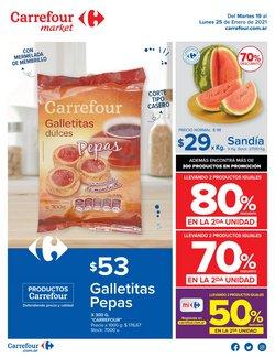 Catálogo Carrefour Market en Buenos Aires ( Publicado hoy )