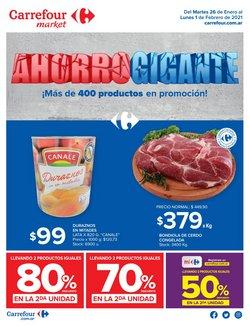 Ofertas de Jamón en Carrefour Market