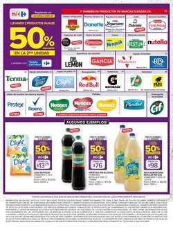 Ofertas de Huggies en Carrefour Market