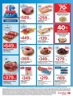 Ofertas de Filetes de merluza en Carrefour Market