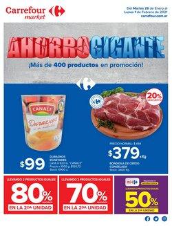 Ofertas de Hiper-Supermercados en el catálogo de Carrefour Market en Campana ( Publicado hoy )
