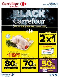 Catálogo Carrefour Market en Lomas de Zamora ( Publicado ayer )