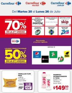 Catálogo Carrefour Market ( Vence mañana)