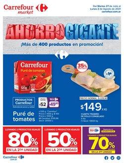 Ofertas de Hiper-Supermercados en el catálogo de Carrefour Market ( Publicado hoy)