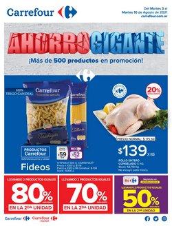 Ofertas de Hiper-Supermercados en el catálogo de Carrefour Market ( Publicado ayer)