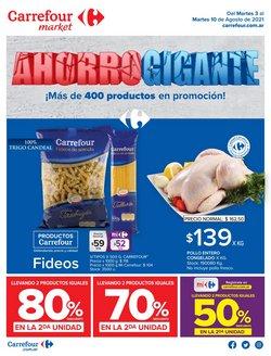 Ofertas de Carrefour Market en el catálogo de Carrefour Market ( Publicado ayer)