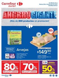 Catálogo Carrefour Market ( Publicado ayer)