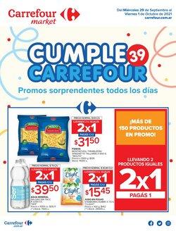 Catálogo Carrefour Market ( 3 días más)