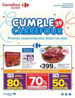 Ofertas de Carrefour en el catálogo de Carrefour Market ( 3 días más)