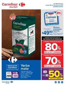 Catálogo Carrefour Market ( Vence hoy)