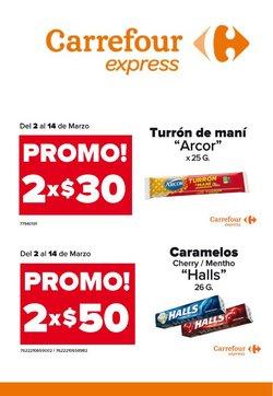 Ofertas de Carrefour Express en el catálogo de Carrefour Express ( Vencido)