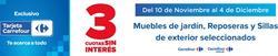 Cupón Carrefour Express en Casilda ( 2 días más )