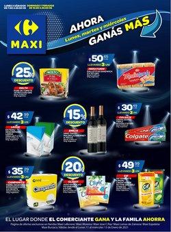 Catálogo Carrefour Maxi en Pilar (Buenos Aires) ( Caduca hoy )