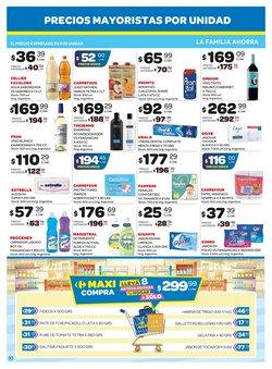 Ofertas de Fernet en Carrefour Maxi