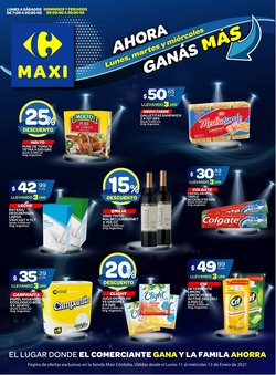 Catálogo Carrefour Maxi en Córdoba ( Caduca mañana )