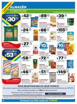 Ofertas de Papas fritas en Carrefour Maxi