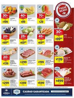 Ofertas de Carne de cerdo en Carrefour Maxi