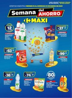 Catálogo Carrefour Maxi en Pilar (Buenos Aires) ( 2 días publicado )