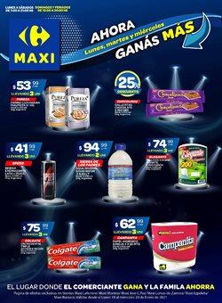 Ofertas de Tés en Carrefour Maxi