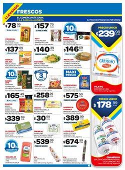 Ofertas de Milanesas en Carrefour Maxi
