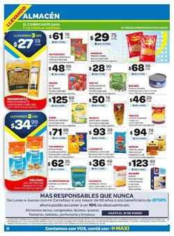 Ofertas de Arvejas en Carrefour Maxi