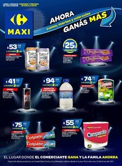 Catálogo Carrefour Maxi en Mendoza ( 3 días publicado )